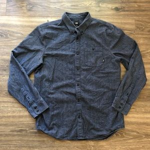 Vans Men's Button Up Shirt